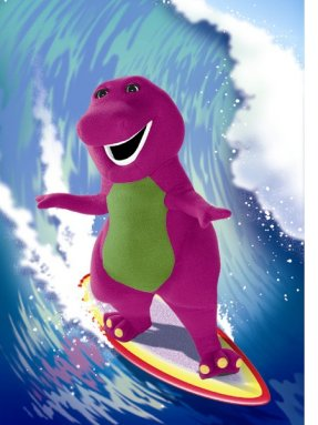 Attached picture barney.jpg