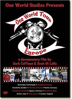 One World Studios in Europe
