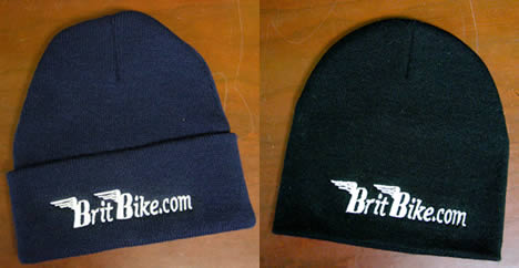 BritBike.com Knitted Hats